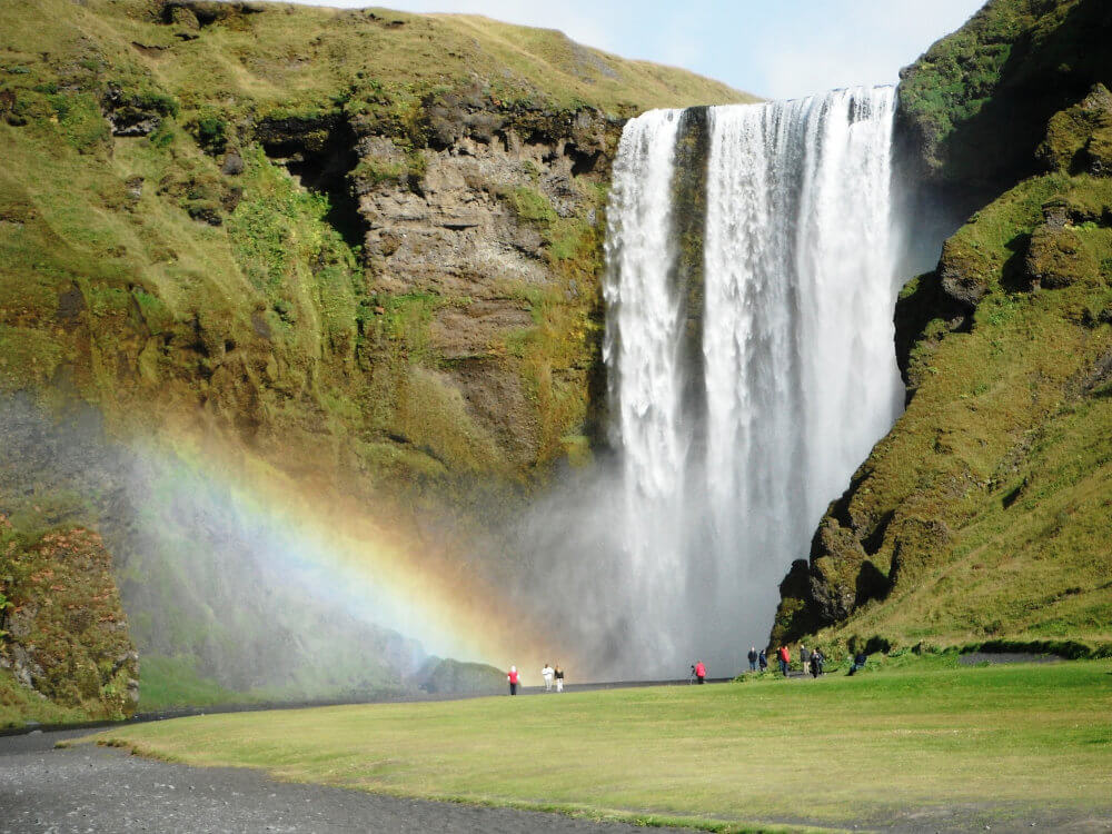 Skogarfoss South Iceland
