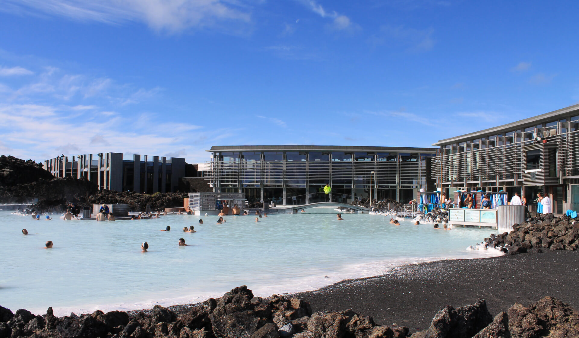 Blue lagoon and golden circle tour in iceland