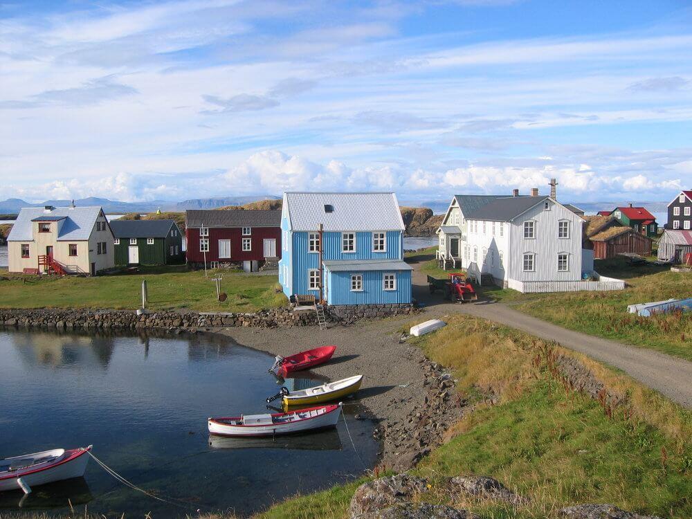 Flatey_island iceland tour