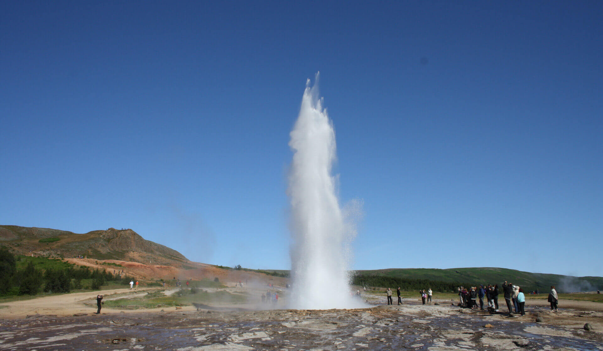 Strokkur Golden Circle Iceland Tour