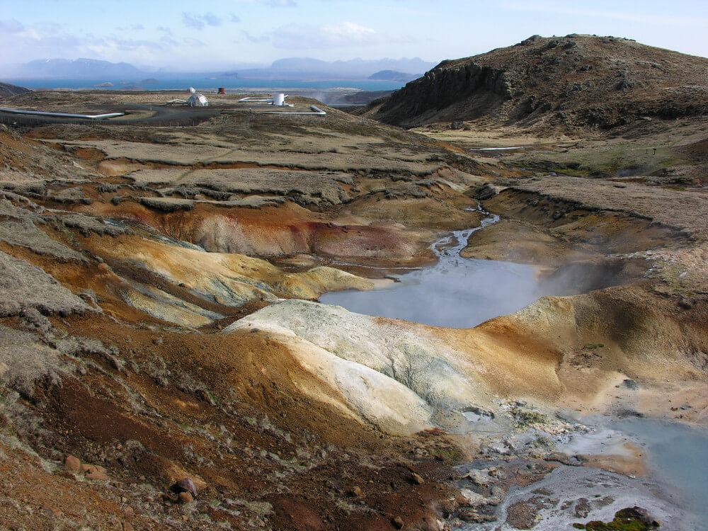 Hveragerdi Iceland Hot Springs