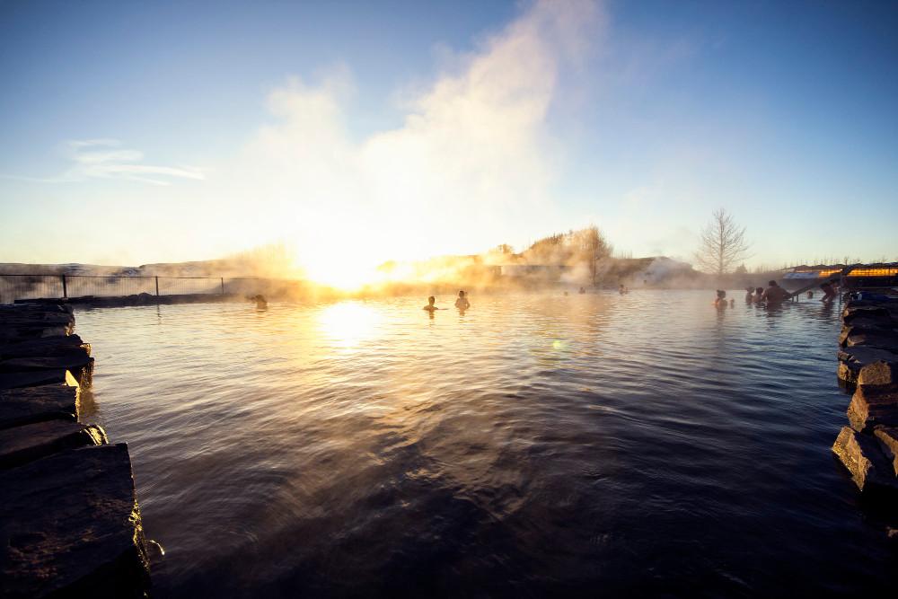 secret lagoon and golden circle tour